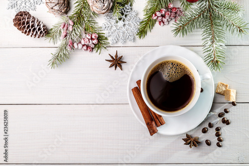 Image with coffee. - 236258019