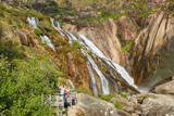 Xallas waterfall