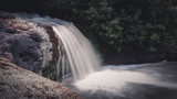 long exposure cascade
