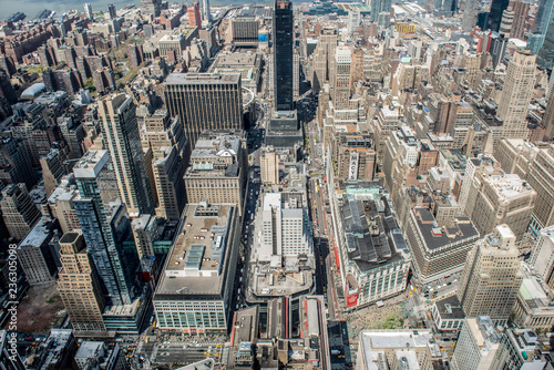 Foto Murales New York down below