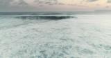 Stormy ocean at Praia do Tonel Algarve Portugal - 236308206