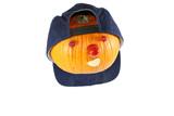 pumpkin businessman in a cap and tie - 236322660