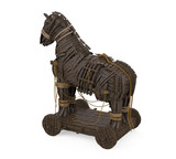 Trojan Horse Isolated