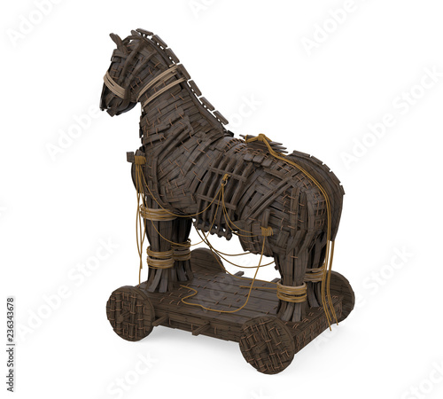 Trojan Horse Isolated