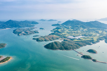 This is about Island in Sai Kung
