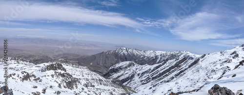 Hazaran (Kuh-e Hazaran) - Zagros Mountains Kerman Province - Iran - 236426886