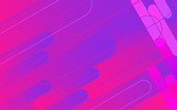 Deep gradients and vibrant colors. Futuristic simplistic design ideal for posters.