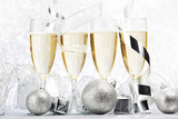 Champagne and decor - 236453094