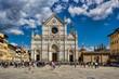 Quadro Florenz, Santa Croce