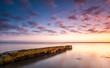 sunset jetty - 236514082