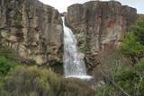 Wunderschöner Wasserfall in Neuseeland