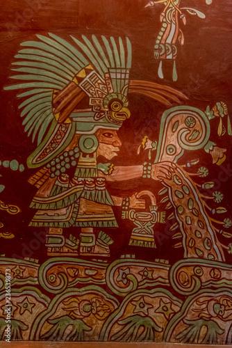 Representaciones De Dioses Aztecas Mexicanos Buy Photos Ap
