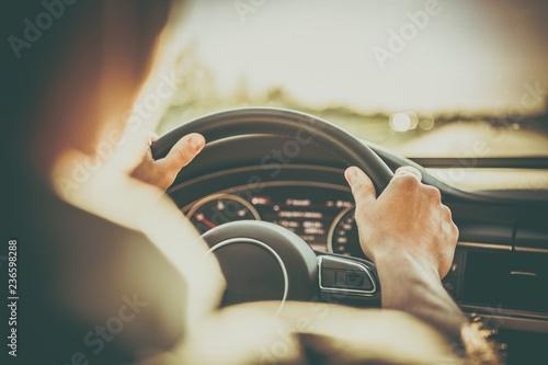 Kierowca i samochód
