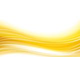 アブストラクト 光 波 曲線 背景 黄 金