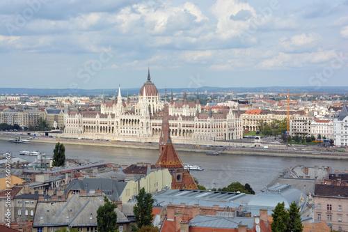 fototapeta na ścianę Budapest