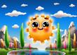 Sweet little sun