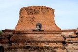 Mahathat Historical Temple in Ayutthaya
