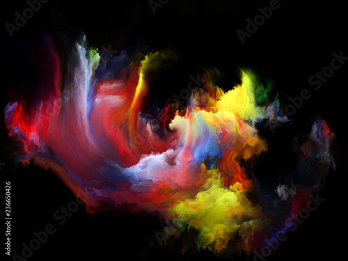 Energy of Color Motion - 236650426