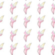 Seamless pattern of flowers. - 236745282