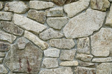 Rough wall rock texture background - 236775044