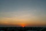 Sunset Sky Background in summer - 236775465