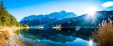 eibsee lake in germany - 236778858