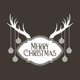 merry christmas decoration - 236819039