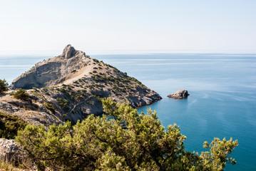Crimea. New World. Tsar's Bay © Alex Bu