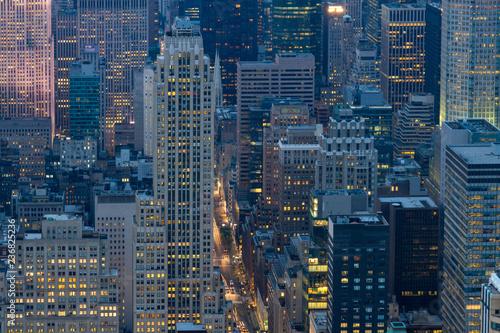 Foto Murales New York skyscraper