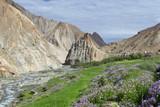 Scenery and stupas along the Markha Valley trek