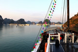 Halong Bay in the morning - Vietnam - 236840893