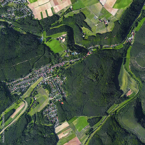 Aerial Altleiningen