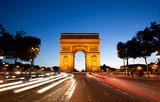 Arc de Triomphe, Paris © espiegle