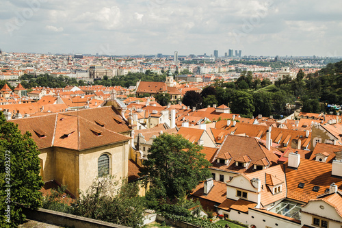 Prague panorama - 236923272