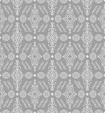 Vector Seamless Pattern in Ethnic Style. Creative tribal endless ornament, perfect for textile design, wrapping paper, wallpaper or site background. Trendy hand drawn boho tile. - 236926610