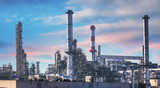 Oil and gas petrochemical plant, Industry factory - 236933066
