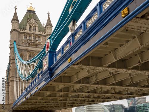 Tower Bridge of London 3 - 236948285