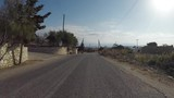 Time Lapse: Driving Through Coastal Roads in Paros Past Cycladic Architecture - 236954637
