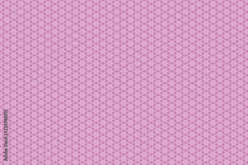 abstract pink background wallpaper pattern with circular shapes - 236966815