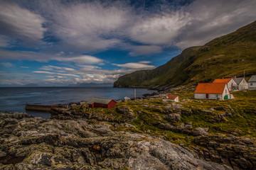 runde - wyspa w norwegi