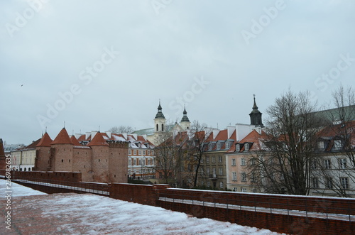 Fantastic old town Wroclaw in Poland