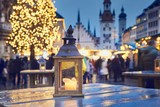 Traditional christmas market
