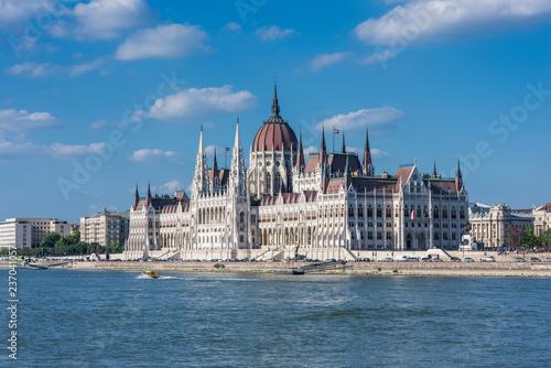 fototapeta na ścianę Budapest – Parlamentsgebäude