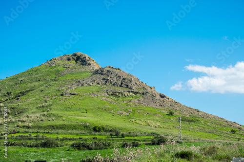 Sardyńska góra