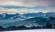 Leinwandbild Motiv Swiss Alps