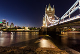 Tower bridge of london and the thames river