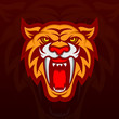 head of tiger for esport