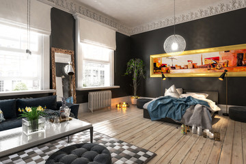 Luxus Apartment © 4th Life Photography