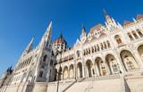 Hungarian Parliament Building. Budapest, Hungary. - 237132475