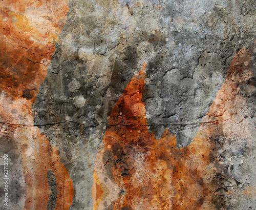 Streszczenie teksturowane tło ściany